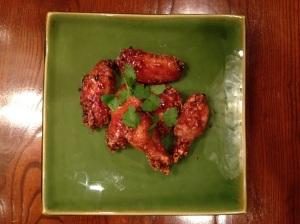Vietnamese-ish chicken wings