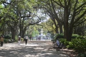 Savanna and Charleston