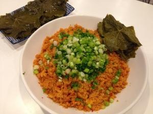Armenian bulgur salad - eech