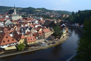 Prague and Cesky Krumlov