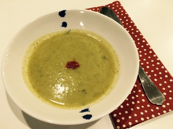 Gigi's Easy and Slimming Celery Soup